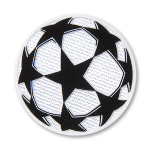 06-08 UEFA Champions League Starball Badge