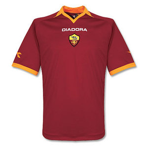 06-07 AS ROMA Home(Authetic)
