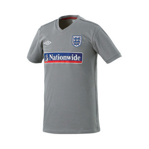 England Home Cotton T-Shirt - Iron