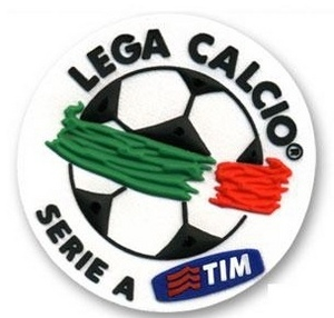 08-10 LEGA CALCIO Serie A Badge