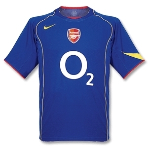 [Used]04-05 Arsenal Away Size:S