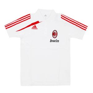 09-10 AC Milan Polo(White)