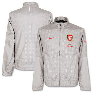 09-10 Arsenal Woven Warmup Jacket