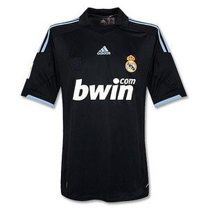 09-10 Real Madrid Away