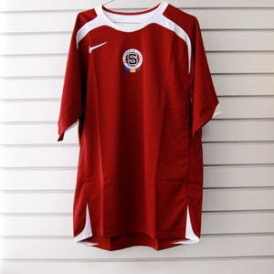 05-07 Sparta Praha Home (Code-7 Player Issue)