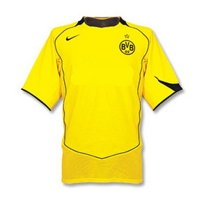 04-05 Borussia Dortmund Authentic Home (Code-7 Player Issue)