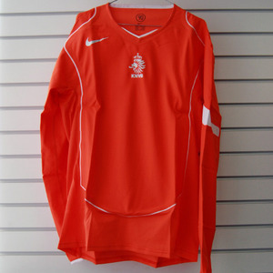 04-06 Holland Home L/S CODE-7 PLAYER ISSUE