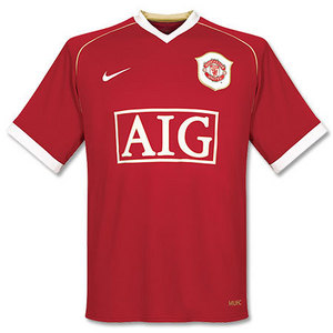 06-07 Manchester United Home
