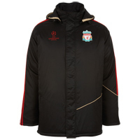 09-10 Liverpool(LFC) UCL(Champions League) Stadium jacket