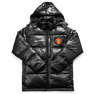 09-10 Manchester United Down Jacket(Black)