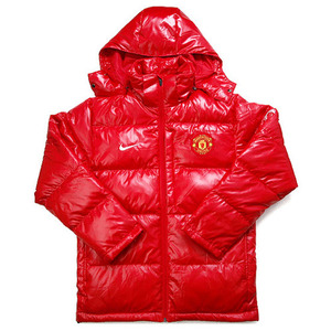 09-10 Manchester United Down Jacket(Red)