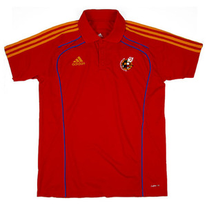 09-11 Spain(FEF) Polo Shirt(Red)