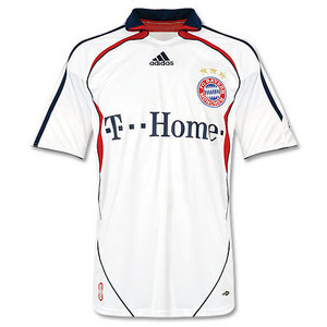 07-08 Bayern Munich Away