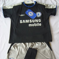 05-06 Chelsea Centenary 3rd Infant Kit
