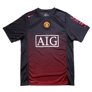 09-10 Manchester United Free Match Top
