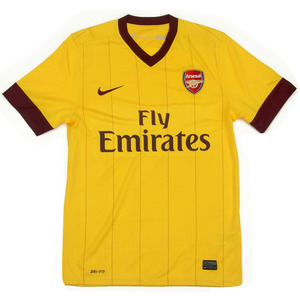 10-11 Arsenal(AFC) Away