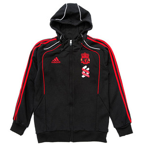 10-11 Liverpool(LFC) Training Hooded Jacket