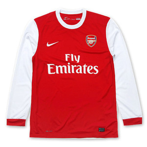 10-11 Arsenal(AFC) Home L/S