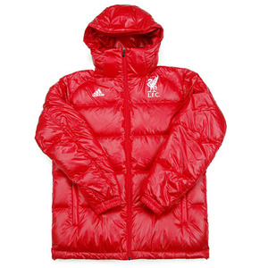 10-11 Liverpool Goose-Down Jacket(Red)