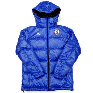10-11 Chelsea Goose-Down Jacket(Blue)