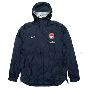 10-11 Arsenal Boys Rain Jacket