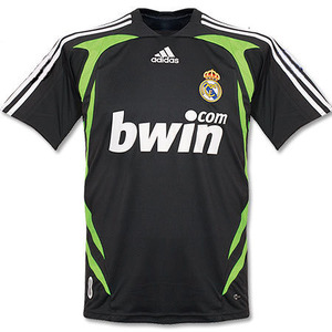 07-08 Real Madrid 3rd + 23.SNEIJDER (Size:M)