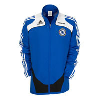 08-09 Chelsea Presentation Jacket - Blue