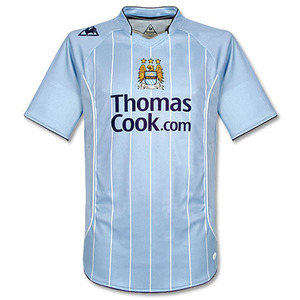 07-08 Manchester City Home + 11 ELANO + FAPL Patch