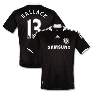 08-09 Chelsea Authentic Away (Formotion/Player issue)