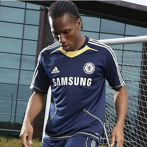 10-11 Chelsea Training Top (Formotion)