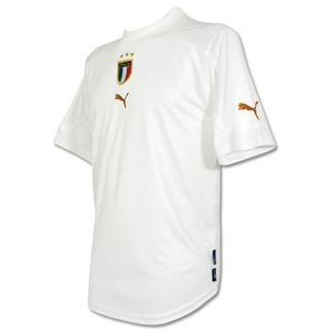 [중고][Used] 04-06 ITALY Away + 7 DEL PIERO (Size:M)