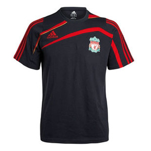 09-10 Liverpool Polo (Phantom/Light Scarlet)
