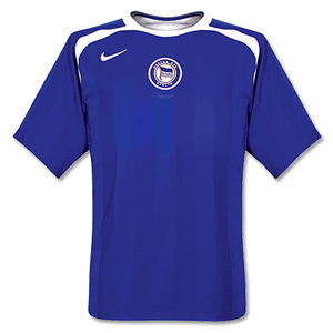 05-07 Hertha Berlin BSC Home (Code-7 Player Issue)