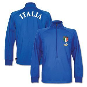 04-06 Italy Half Zip Training Top