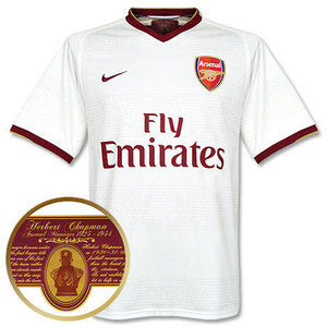07-08 Arsenal Away Boys