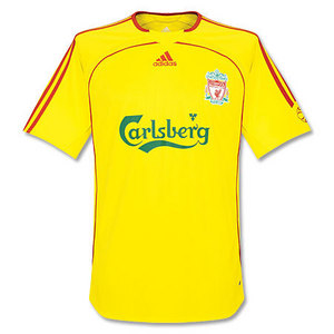 06-07 Liverpool Away + 9 TORRES (Size:XL)