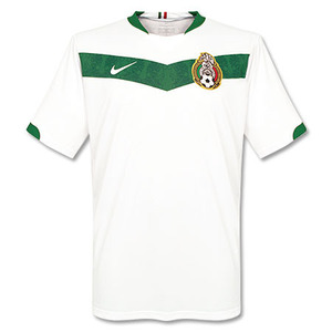 07-09 Mexico Away + 9 J.BORGETTI (Size:M)