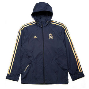 09-10 Real Madrid ST Wind Breaker Jacket