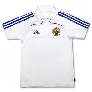 08-09 Russia(RFU) Polo Shirt