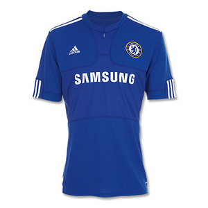 09-10 Chelsea Home (Authentic/Formotion/Player issue)