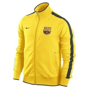 11-12 Barcelona(FCB) Authentic N98 Jacket