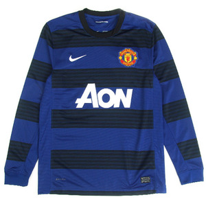 11-12 Manchester United Away L/S
