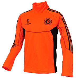 11-12 Chelsea(CFC) UCL(Champions League) Training Top - FORMOTION