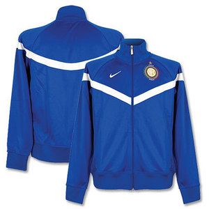 09-10 Inter Milan Eugene Jacket - royal/white