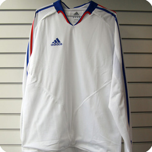 05-07 France Away L/S - Authentic Player Issue