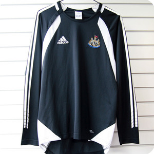 07-08 Newcastle United Training L/S (Authetic Player Issue)