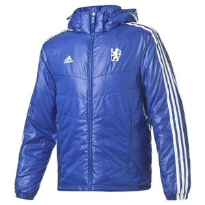 11-12 Chelsea Padded Stadium Jacket