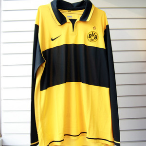 07-08 Borussia Dortmund Home L/S - Player Issue