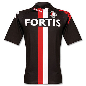 07-08 Feyenoord Away (Authentic / Player Issue)