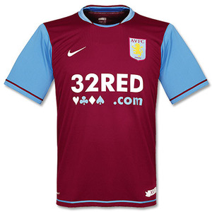 07-08 Aston Villa Home  (Authentic /Player Issue)